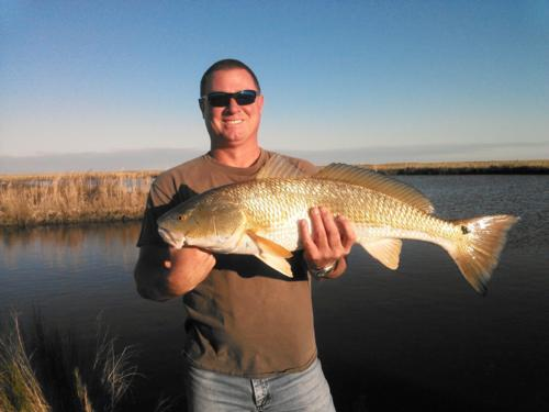 Tony viator pipkin ranch outfitters blog author for Sabine pass fishing report