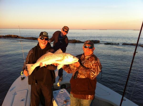 Pipkin ranch outfitters inshore fishing photo 252 for Gulf shores inshore fishing