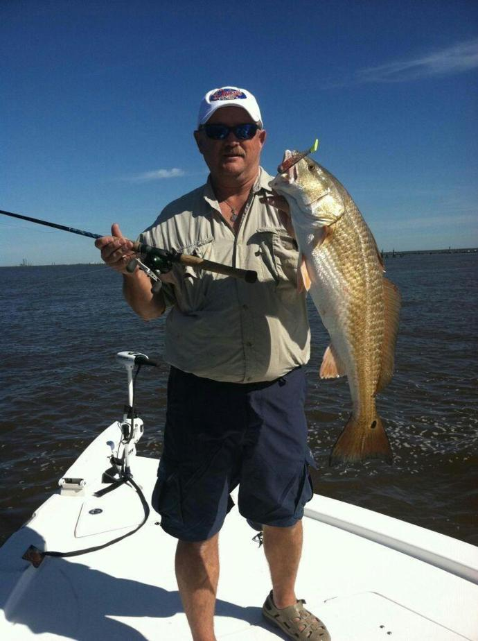 Pipkin ranch outfitters inshore fishing photo 14 for Gulf coast fishing report