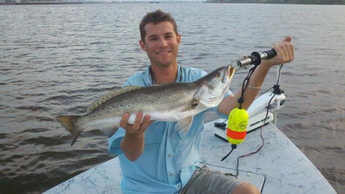 Pipkin ranch outfitters inshore fishing photo 17 for Gulf shores fishing report