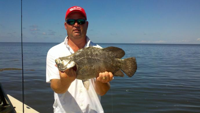 Pipkin ranch outfitters inshore fishing photo 18 for Gulf coast fishing report