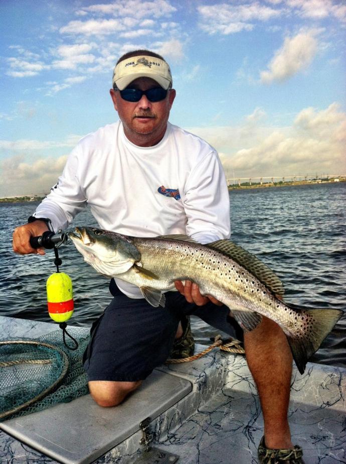 Pipkin ranch outfitters inshore fishing photo 22 for Fishing gulf shores